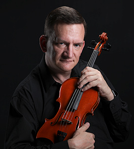 Earl Hough, Concertmaster